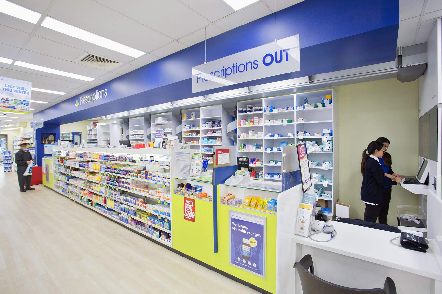 Blooms The Chemist Camden | Pharmacy Fit-Outs | ImpeccaBuild | Sydney (3)