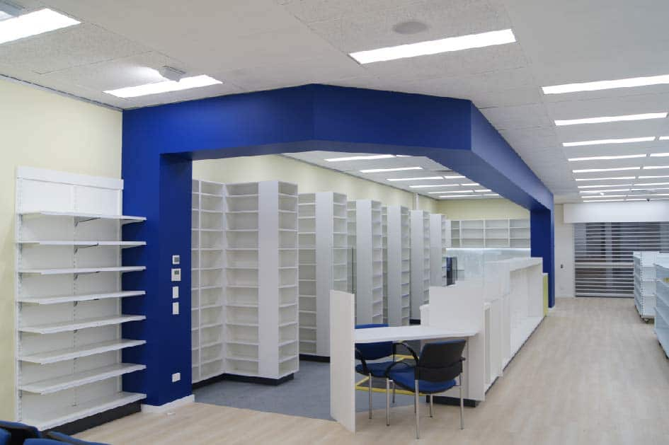 Pharmacy Fit-Outs | ImpeccaBuild | Sydney (2)