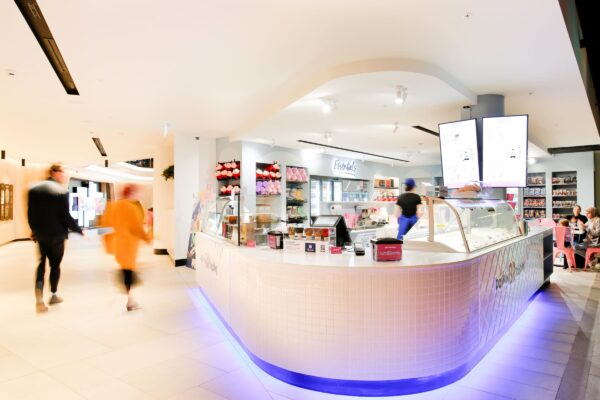 Baskin Robbins | Hospitality Fit-Out | ImpeccaBuild | Bankstown (10)