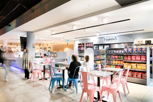 Baskin Robbins | Hospitality Fit-Out | ImpeccaBuild | Bankstown (12)