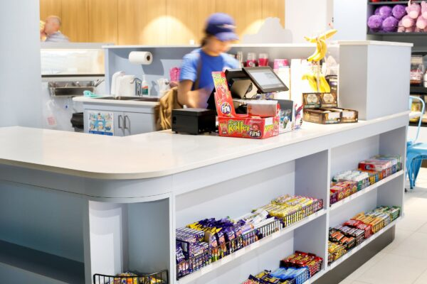Baskin Robbins | Hospitality Fit-Out | ImpeccaBuild | Bankstown (3)