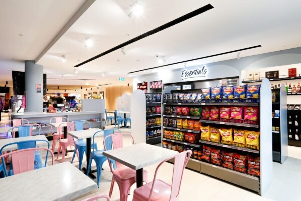 Baskin Robbins | Hospitality Fit-Out | ImpeccaBuild | Bankstown (4)