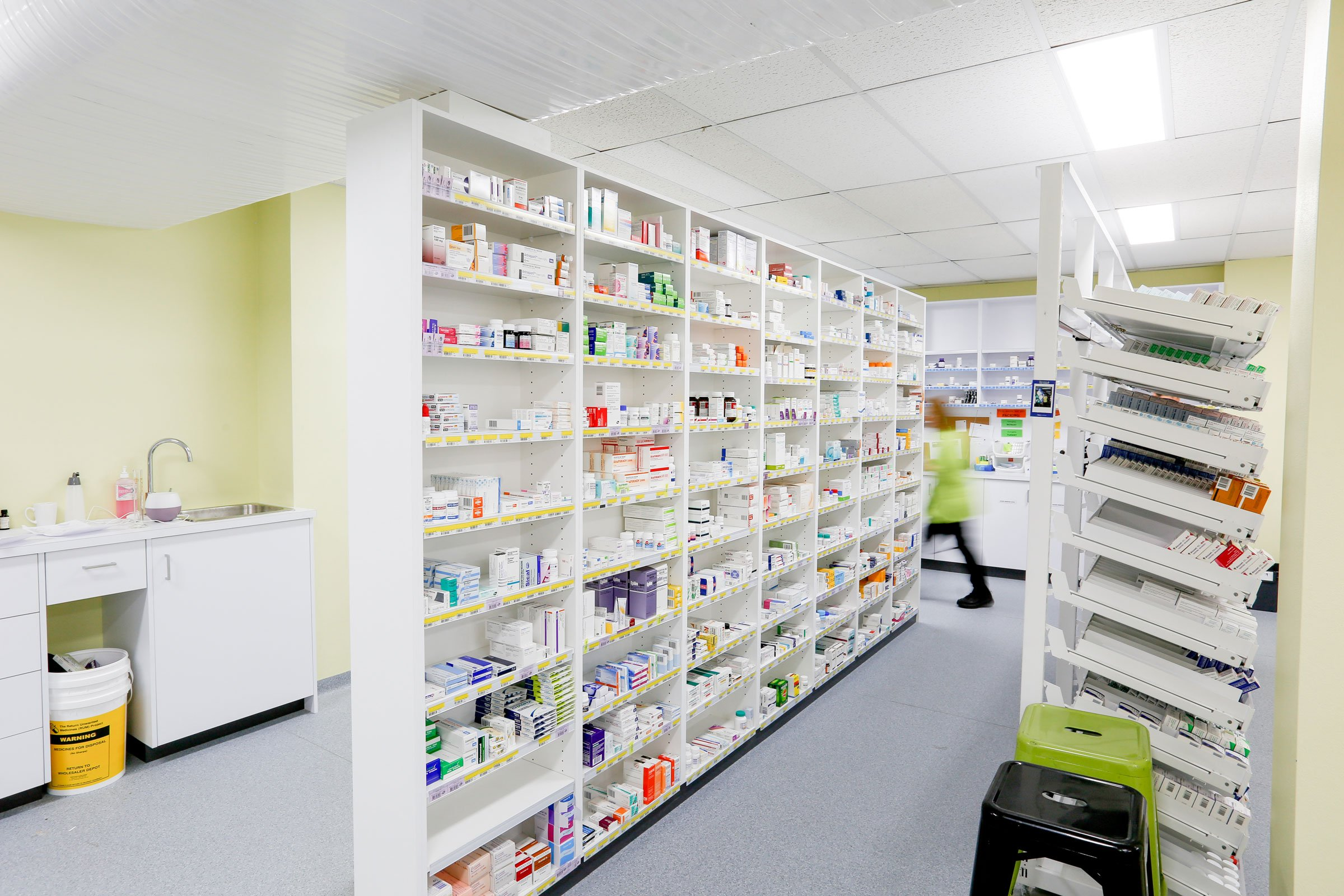 Blooms The Chemist | Pharmacy Fit-Outs | ImpeccaBuild | Sydney (11)
