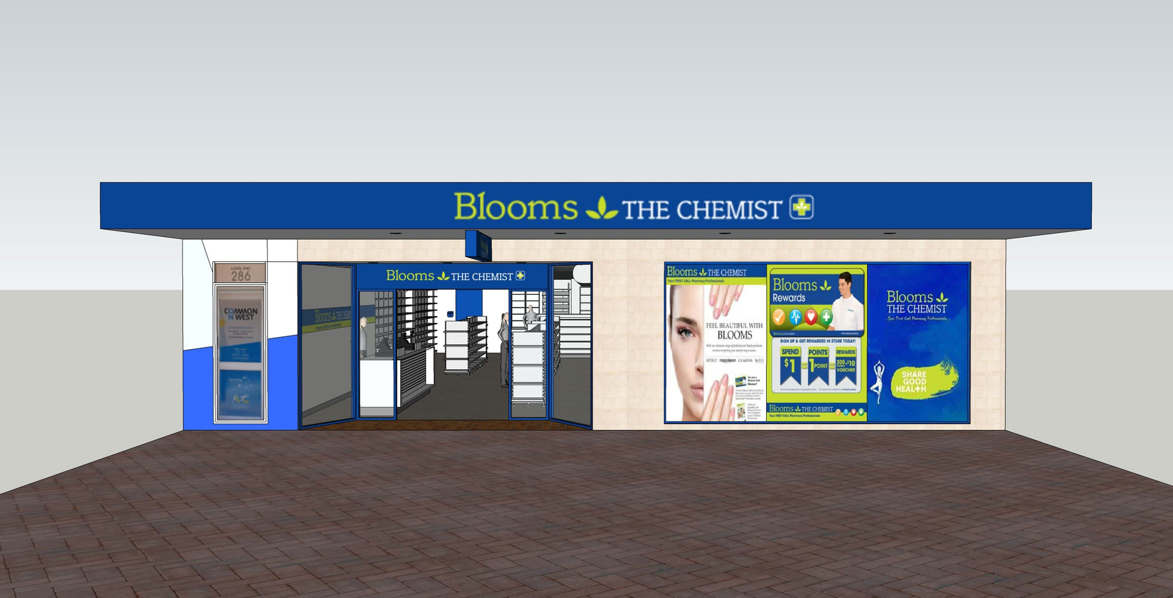 Blooms The Chemist | Pharmacy Fit-Outs | ImpeccaBuild | Sydney (6)