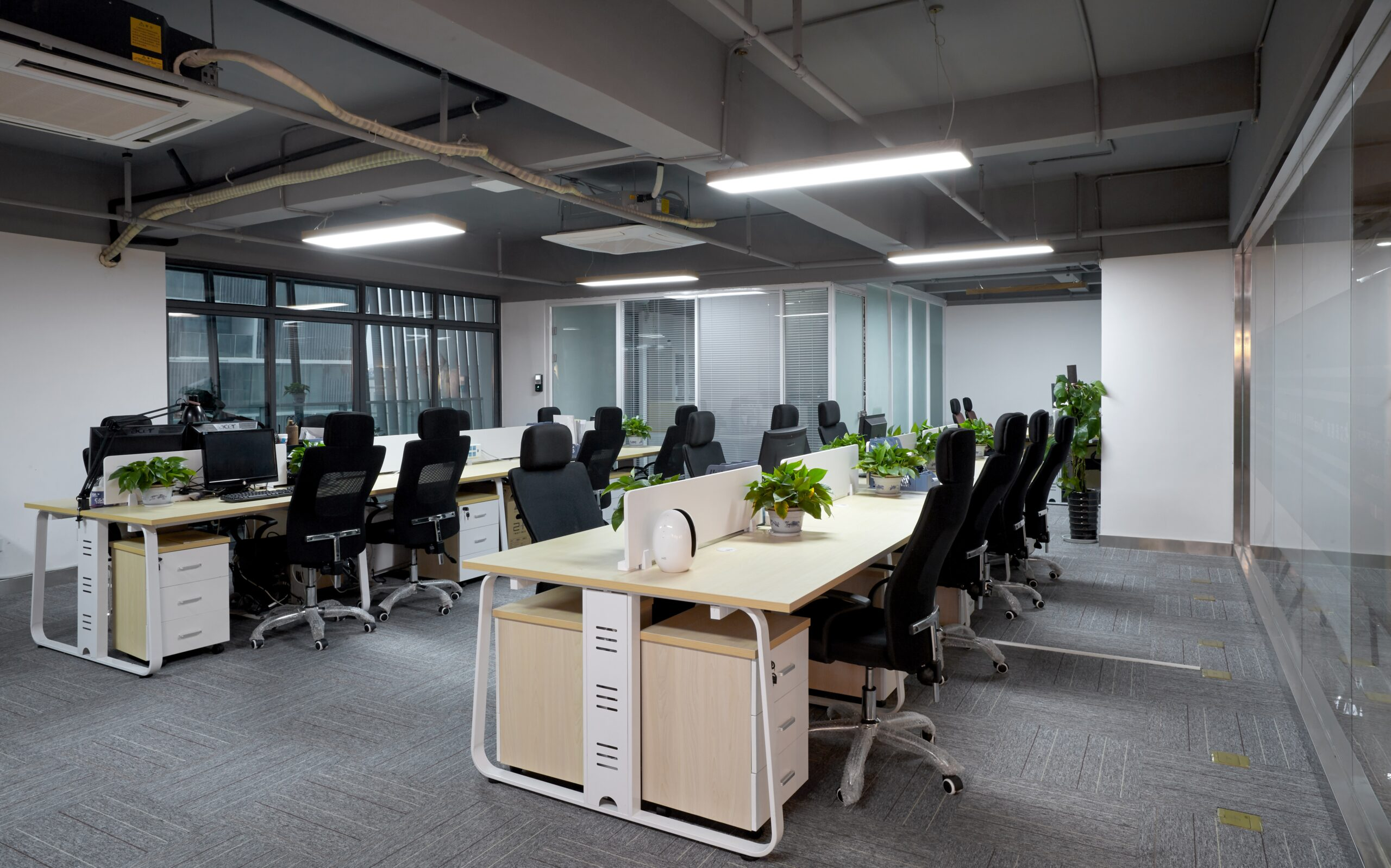 Office Layout Ideas | Open Plan Office Layout | ImpeccaBuild