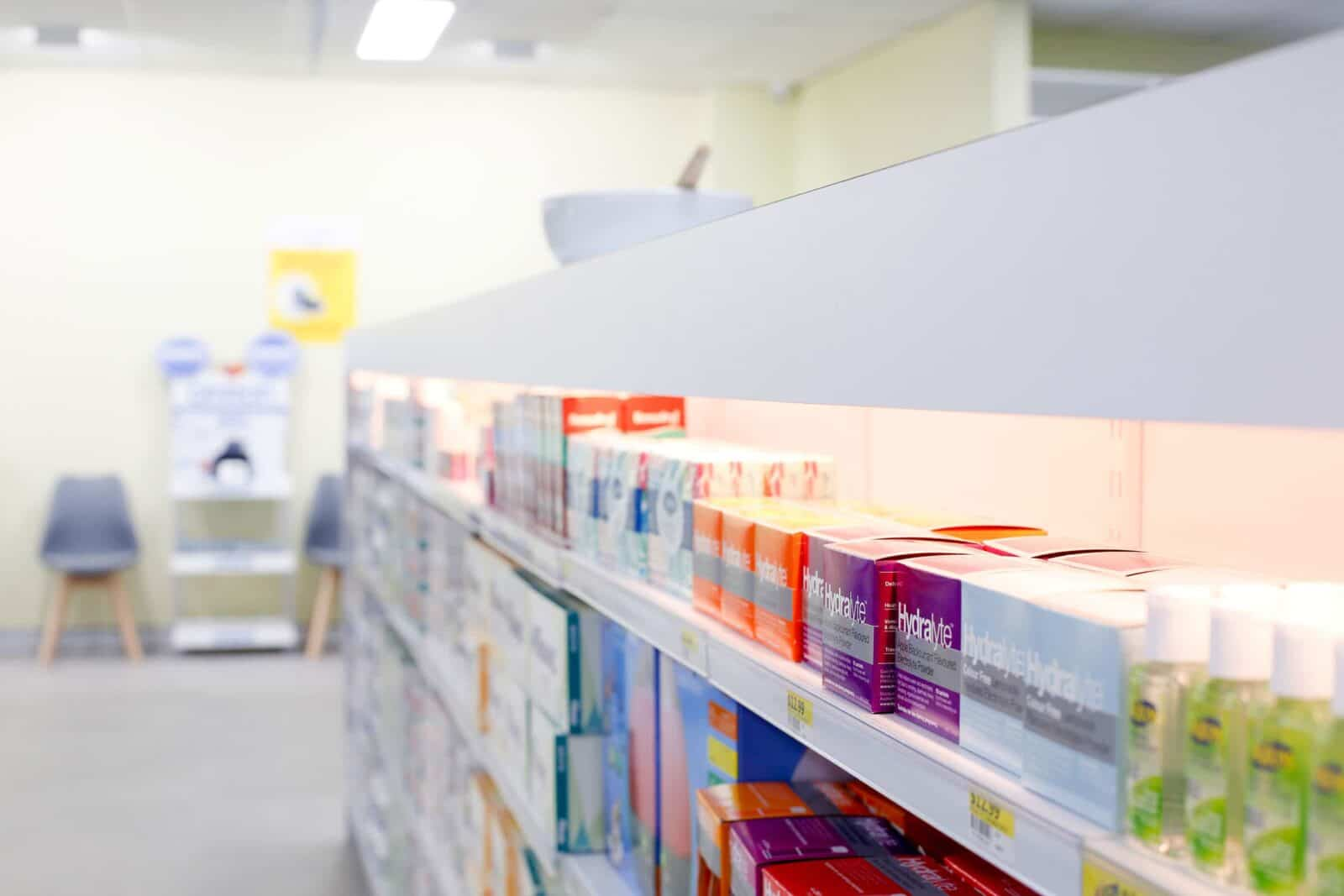 Retail Pharmacy | Design Pharmacy Design | ImpeccaBuild | 4