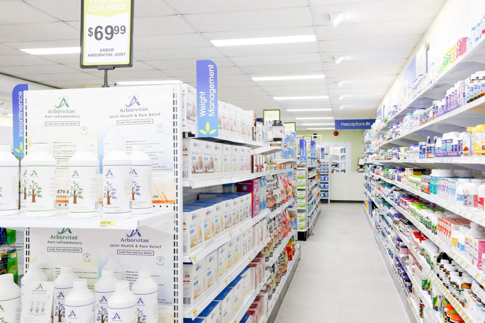 Retail Pharmacy | Design Pharmacy Design | ImpeccaBuild | 5