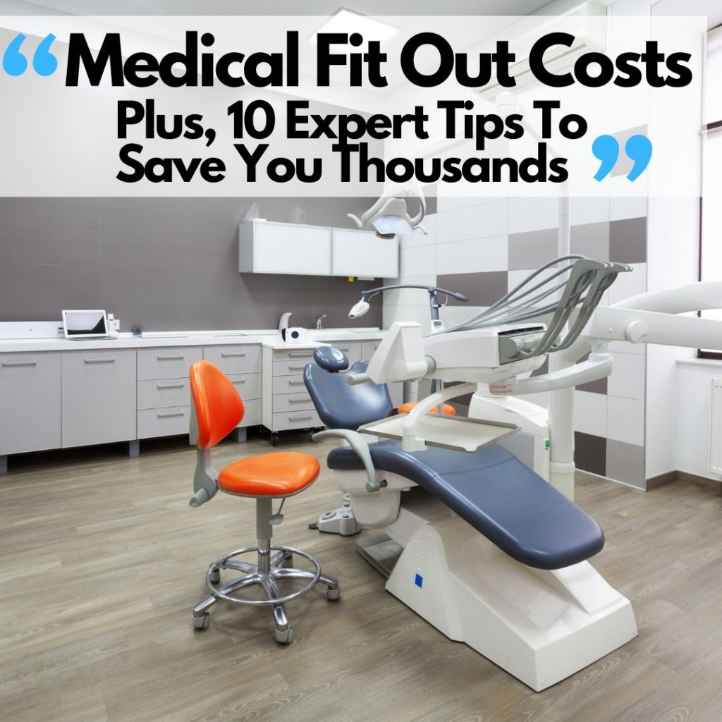 Medical Fitout Costs | ImpeccaBuild