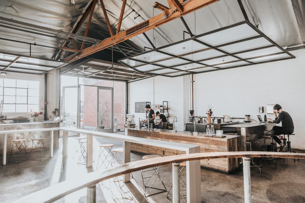 Cafe Theme Ideas | Industrial Cafe Fitout | ImpeccaBuild (1)