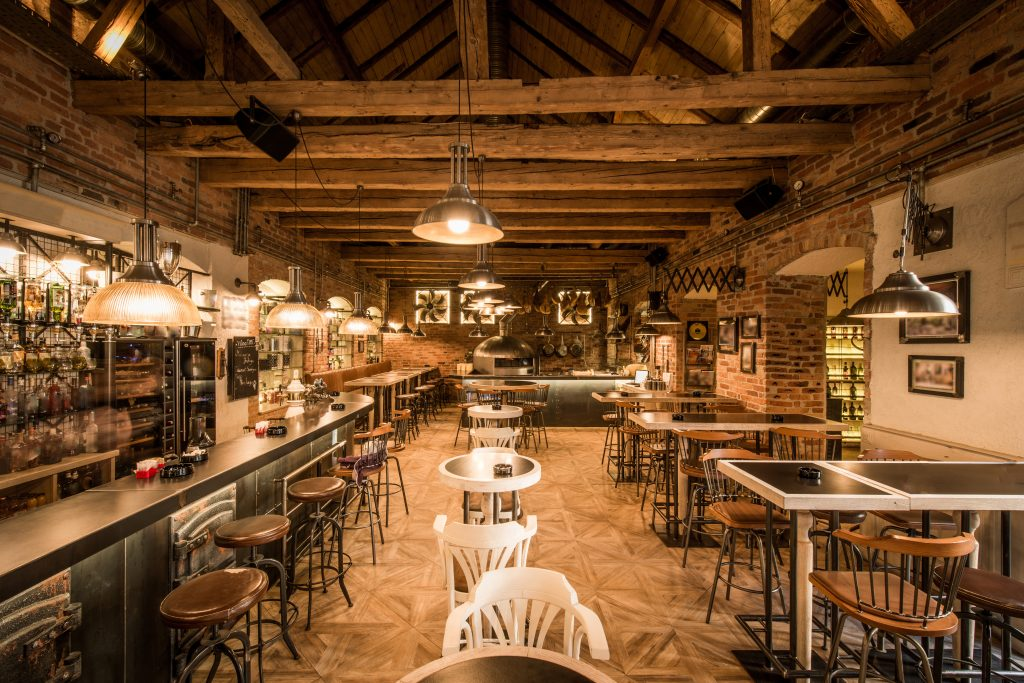 Cafe Theme Ideas | Rustic Cafe Fitout | ImpeccaBuild